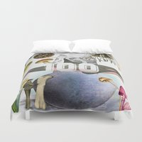 the 100 Duvet Covers featuring 100 by amit sakal