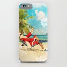 TRAVEL TIME iPhone 6 Slim Case