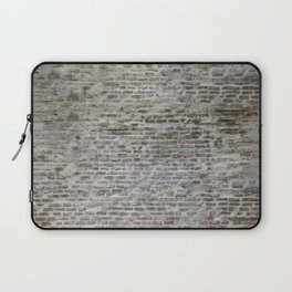 brick wall pattern and texture Laptop Sleeve