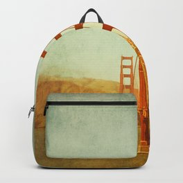 Golden Gate Bridge / San Francisco, California Backpack