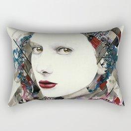 As Heaven is Wide Rectangular Pillow