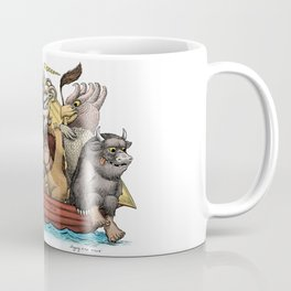 Bring The Wild Rumpus Back! Coffee Mug