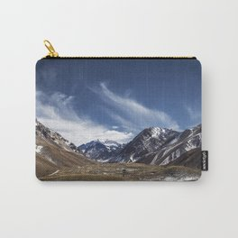 Aconcagua View Carry-All Pouch