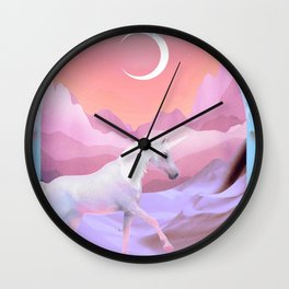 Gateway to dreamworlds Wall Clock