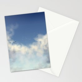 Fly Hight Stationery Cards