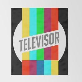Televisor  Throw Blanket