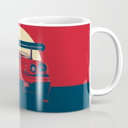 Nissan Skyline-ART Coffee Mug