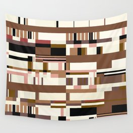 Debussy Little Shepherd (Coffee Colours) Wall Tapestry