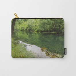 The Green Kingdom Carry-All Pouch