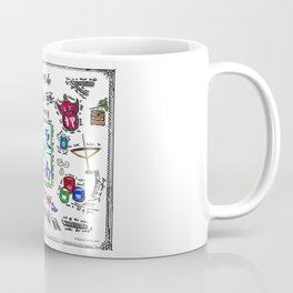How to make Mahjong? Coffee Mug