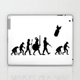Nuclear Bomb Evolution Laptop & iPad Skin