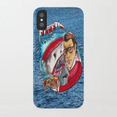 Jaws  iPhone X Slim Case