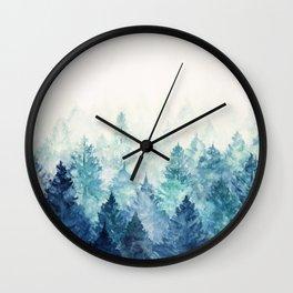 Fade Away Wall Clock