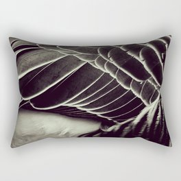 Feathers - Nature in close-up compositions - Fine Art Photography Rectangular Pillow