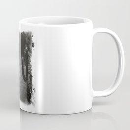 Foggy Path Coffee Mug