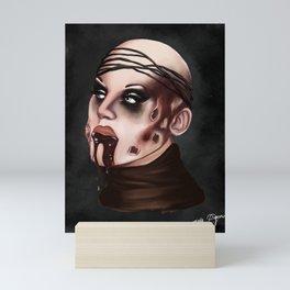 sharon needle Mini Art Print