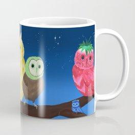 Fruit Owls Coffee Mug