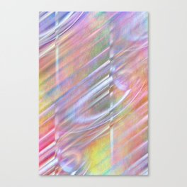 abstract pastel no. 10 Canvas Print