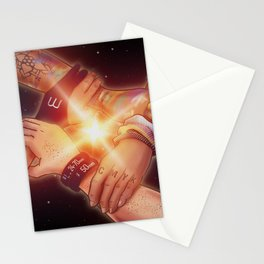 Artist & Design Community (Support & Inspiration) Stationery Cards