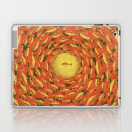 Swim for the Light Laptop & iPad Skin