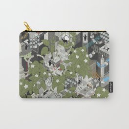 Aperture Science: All science, all the time Carry-All Pouch