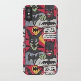 Beware the Batmen iPhone Case