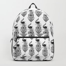 Fox Space Forest Backpack