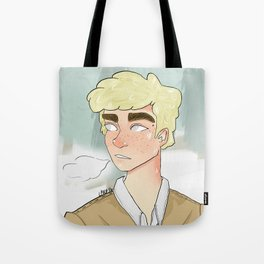 Charles Macaulay Tote Bag