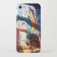 dragons iPhone & iPod Cases featuring Dragons by youcoucou