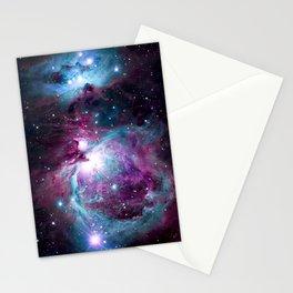 Dark Unicorn Orion Nebula Stationery Cards