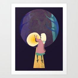 Desiderata Art Print