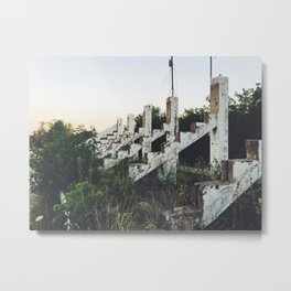 Summer adventure Metal Print