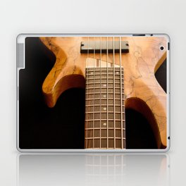 Music is a Moral Law ~ Bass Guitar Laptop & iPad Skin
