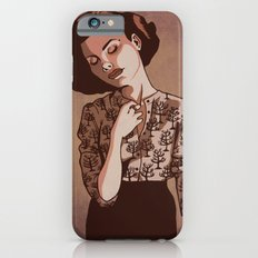 Twin Peaks: Audrey iPhone 6s Slim Case