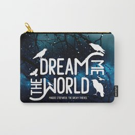 Dream me the world v2 Carry-All Pouch