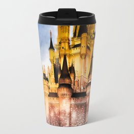 Castle Reflection Travel Mug