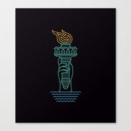 Rising Tide Canvas Print
