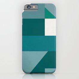 Stylized Mangrove 3 iPhone Case