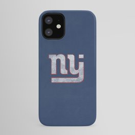New Jersey Football Giants iPhone Case