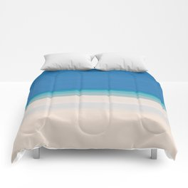 Dreamt Tropical Beach Design Comforters
