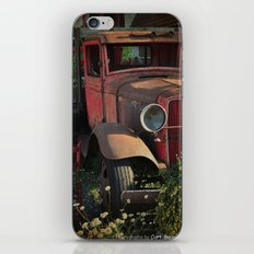 Maude's Truck iPhone & iPod Skin