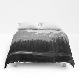 Lake Mist Comforters
