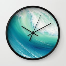 Thunder Song Wall Clock