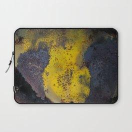 Abstract  metallic Laptop Sleeve