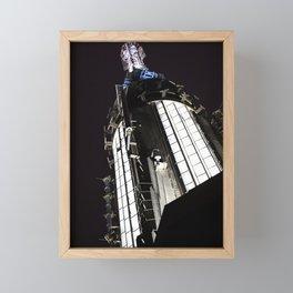 A-Spire for Greatness Framed Mini Art Print
