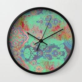 Tracy Porter / Poetic Wanderlust: You. Me. Oui. Wall Clock