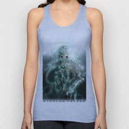 Cthulhu fhtagn Unisex Tank Top