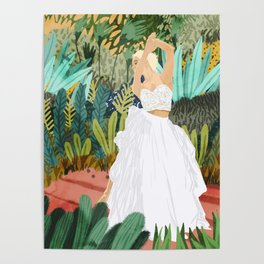 Forest Bride Poster