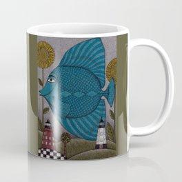 It's a Fish! Coffee Mug