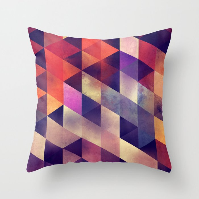 byd bryyk Throw Pillow